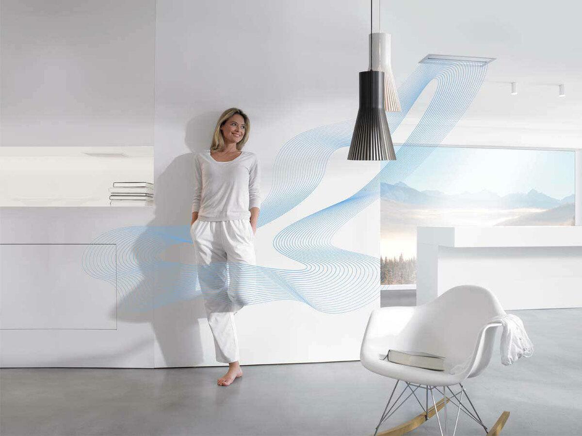 вентиляция и домашний комфорт